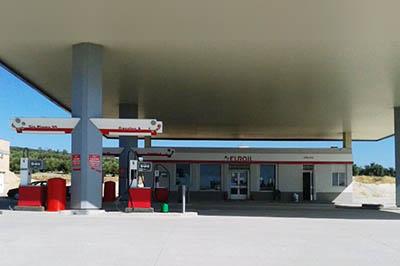 Gasolinera Jaen Ubeda Low-cost