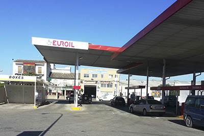 EUROILGAS Gasolineras Low-Cost Úbeda